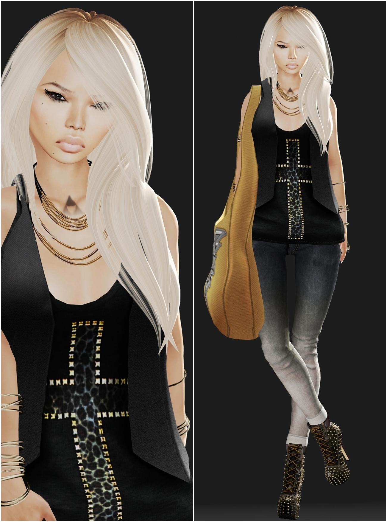 Second life top fashion designers