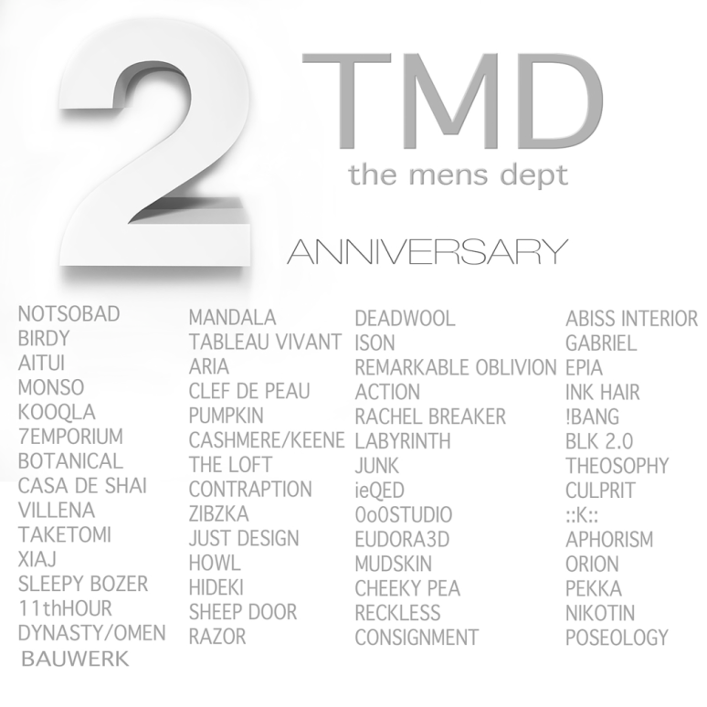 2yr anniversary poster