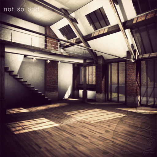 not so bad . BROOKE . loft prefab mesh . 02